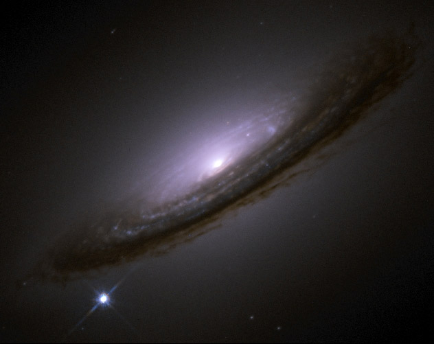 Supernova 1994D in Galaxy NGC 4526